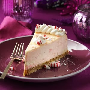 Peppermint Candy Cheesecake Recipe, Cheesecake, Candy, Recipe